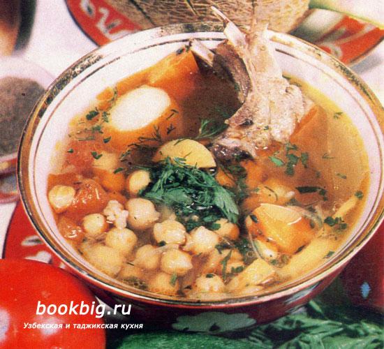 рецепт таджикская шурпа